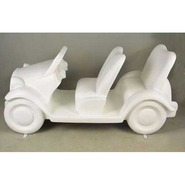 Kiddie Car - 2 Seater | Fiberglass Animal