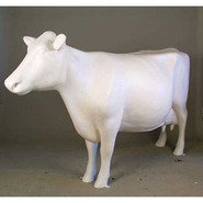 Cow - Lifesize Dairy | Fiberglass Animal