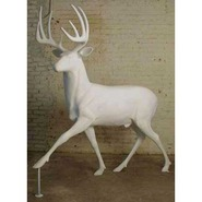 Deer - Large Buck | Fiberglass Animal
