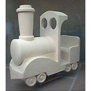 Kiddie Locomotive | Fiberglass Animal