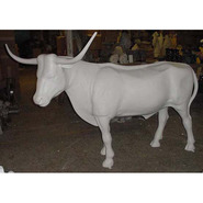 Steer - Longhorn | Fiberglass Animal