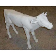 Cow - Calf, Longhorn  | Fiberglass Animal