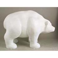 Bear - Stylized - Large Walking | Fiberglass Animal