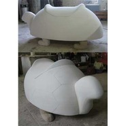 Kiddie Car - Tortoise | Fiberglass Animal