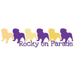 Rocky on Parade | Community Art Projects | Cowpainters