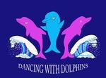 Dancing With Dolphins | Community Art Projects | Cowpainters