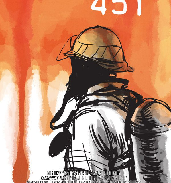 Fahrenheit 451 has arrived. (But no firemen are needed)