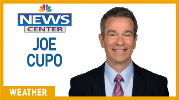 Meteorologist Joe Cupo has been part of the NEWS CENTER team since 1979