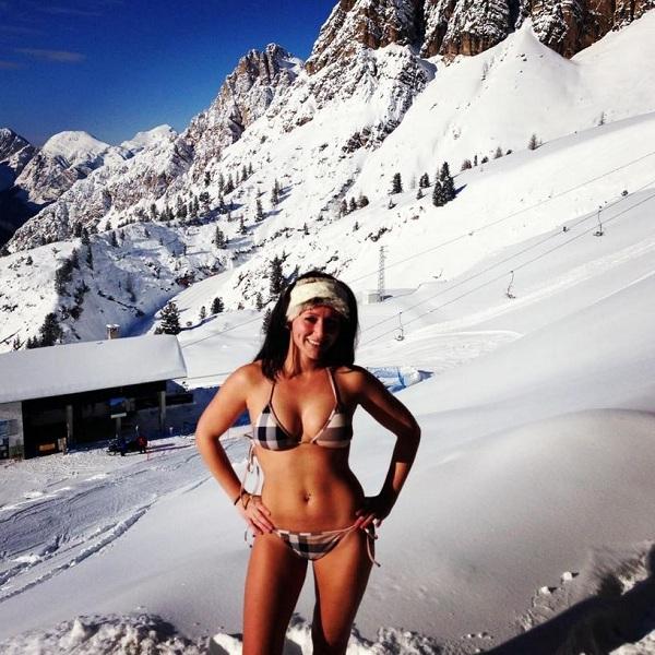 Bikini Snow Bunnies 9