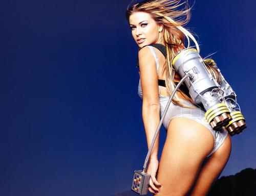 The Carmen Electra Jetpack! (Carmen Electra not included).