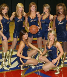 Cleveland traded all these ladies to Phoenix.