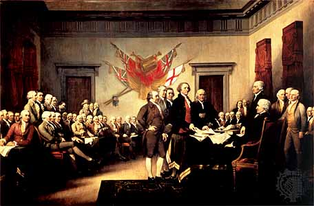 LOL - Stupid Continental Congress.  Look what we did to your clever ideas!