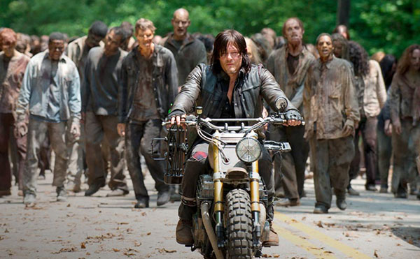 daryl and herd