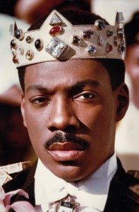 I have recently been placed in charge of garbage. When you think of garbage, think of Akeem!
