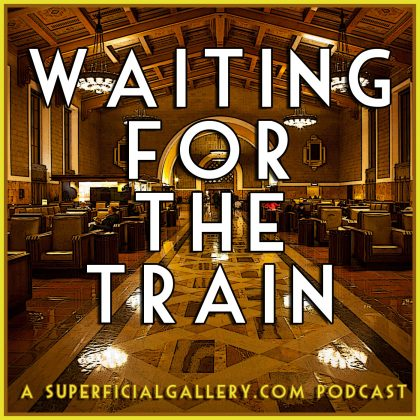 Waiting for the Train Logo