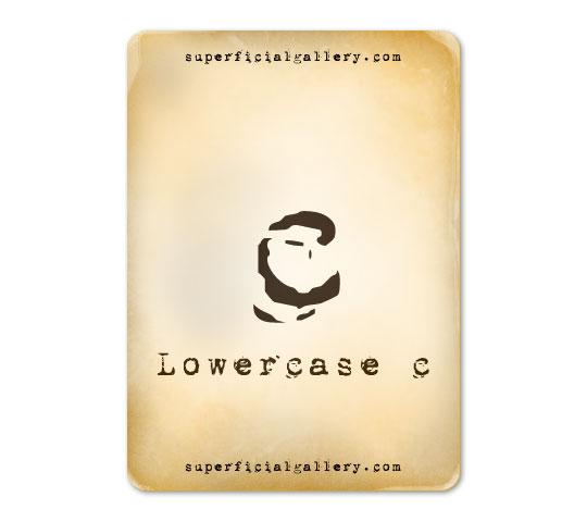 lowercase-c3