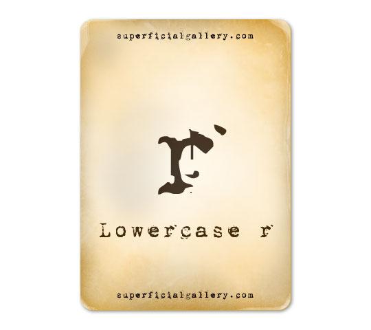 lowercase-r4