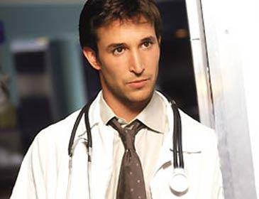 Dr. Carter, swooon