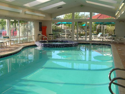This is the Salt Lake City La Quinta Airport Inn & Suites.