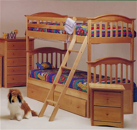 wood_bunk_beds