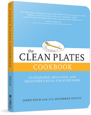 Clean Plates Cookbook