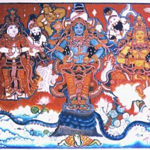 Vishnu-murals-5