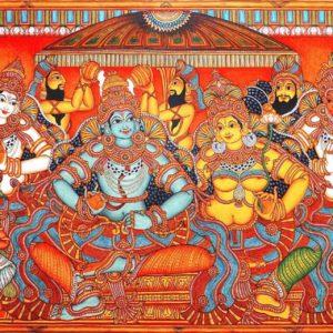 Rama-Sita-Pattabhishekam-Murals-3