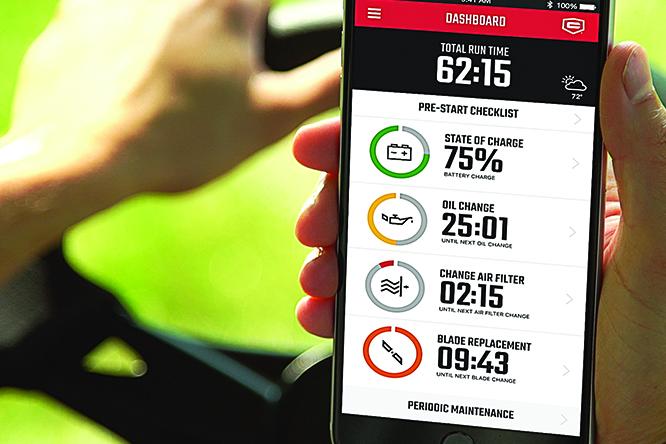 Smart Lawn Maintenance Dashboard