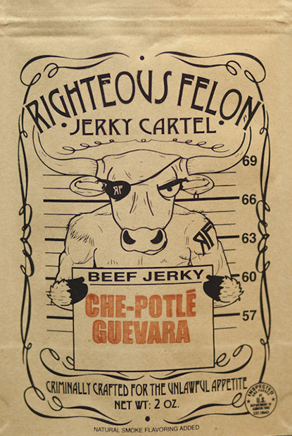 Righteous Felon - Che-Potle