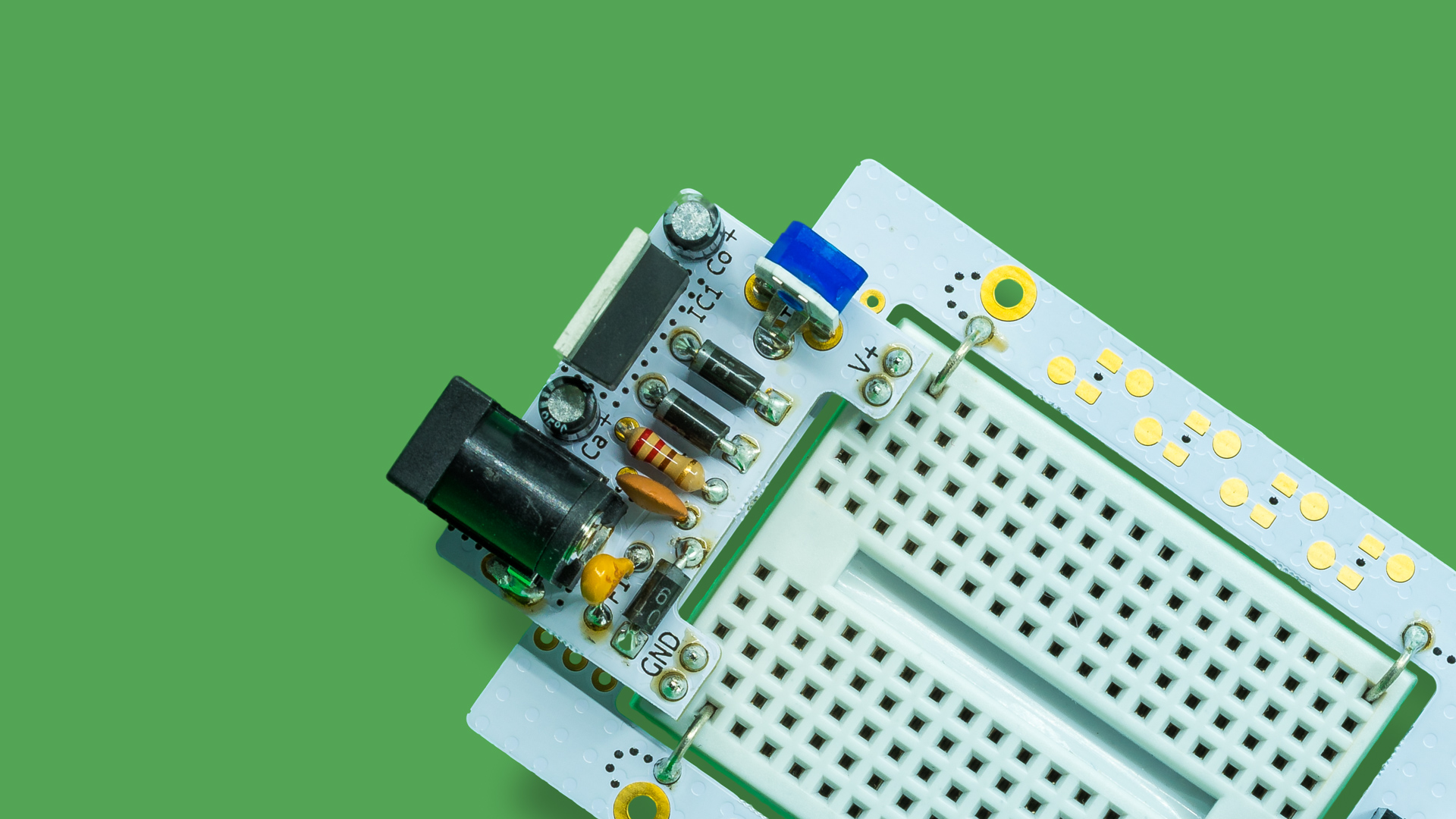 Whiteboard Project 22 Feb 2018 Boldportclub Community Variable Power Supplies Projects And Circuits It Consists Of Four Parts A 3v Coin Cell Plug In Module Linear Supply Smd Adaptor Supporting Coverlet