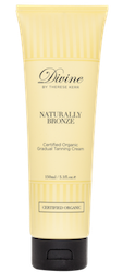The Divine Company - Certified Organic Gradual Tan Natural Bronzer 150mL