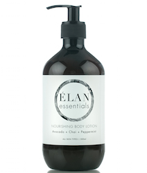 ELAN Essentials Nourishing Body Lotion 500mL