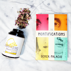 Muse Monthly, a subscription box for books and tea: The May Collection