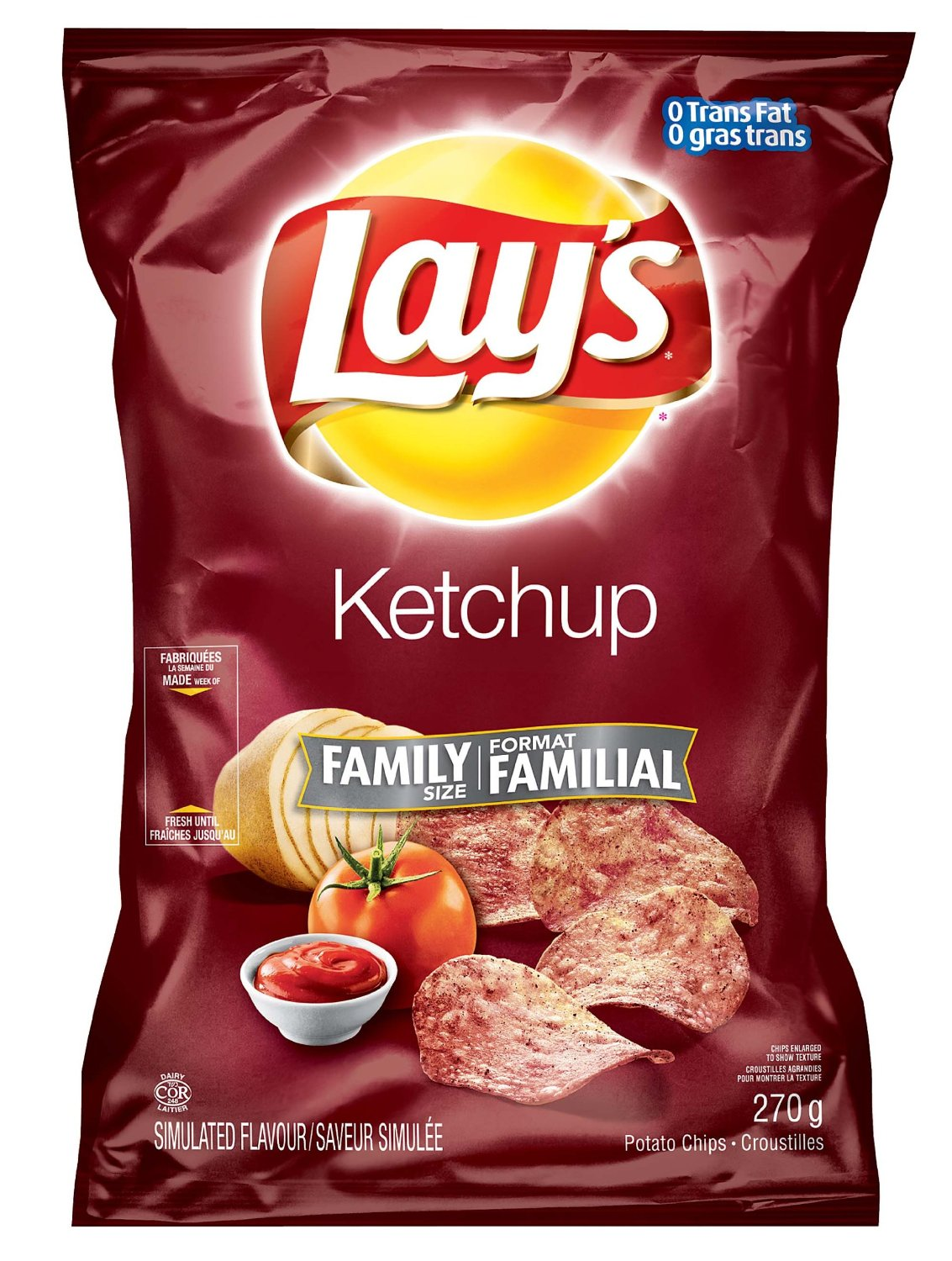 Try Treats   Ketchup Chips  Best Food Delivery Boxes