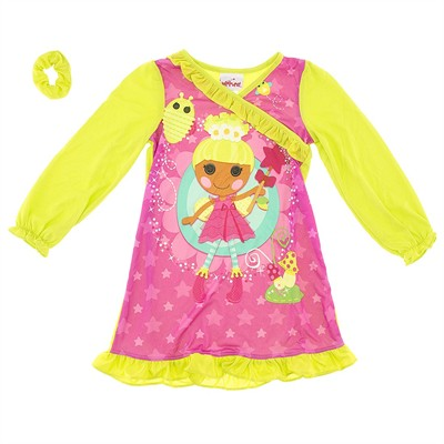 Green Lalaloopsy Nightgown for Girls