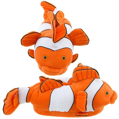 Clown Fish Animal Slippers for Men, Women and Kids