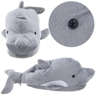 Dolphin Animal Slippers for Women and Men