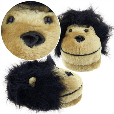 Gorilla Animal Slippers for Women