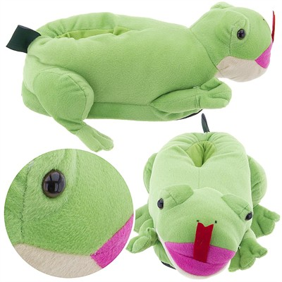 Frog Slippers for Women and Men