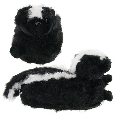 Skunk Animal Slippers for Women and Men