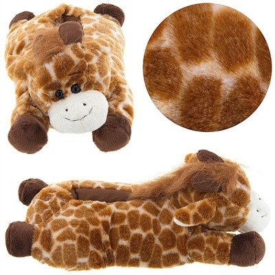 Giraffe Animal Slippers for Women