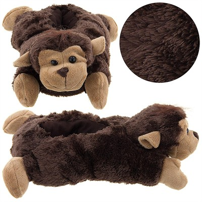 Monkey Animal Slippers for Women