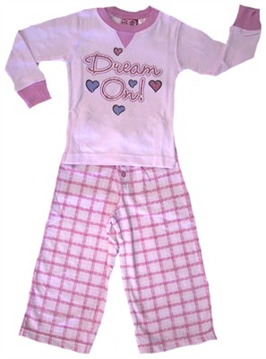 Assorted Clearance Pajamas for Girls