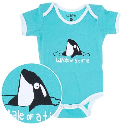 Wild of a Time Onesie for Baby Boys