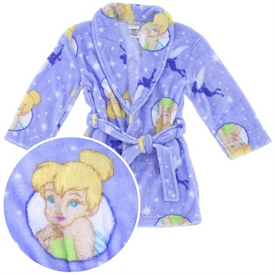 Purple Tinkerbell Bathrobe for Girls