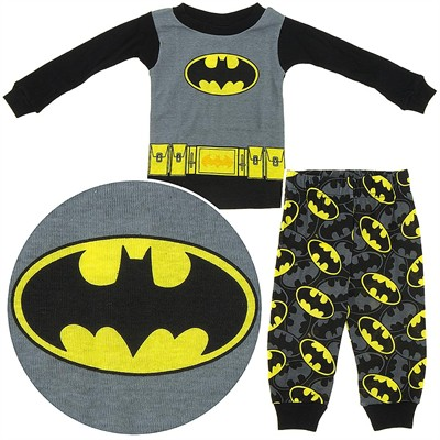 Batman Cotton Pajamas for Infant Boys