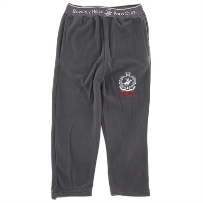 Beverly Hills Polo Club Gray Fleece Pajama Pants for Boys
