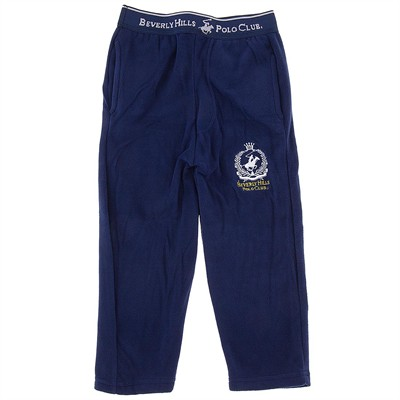 Beverly Hills Polo Club Navy Fleece Pajama Pants for Boys