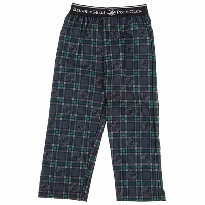 Beverly Hills Polo Club Gray Pajama Pants for Boys
