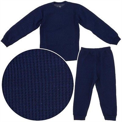 Beverly Hills Polo Club Navy Thermals for Boys